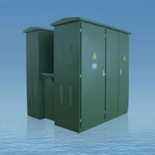 Combination box type substation (American) YBW